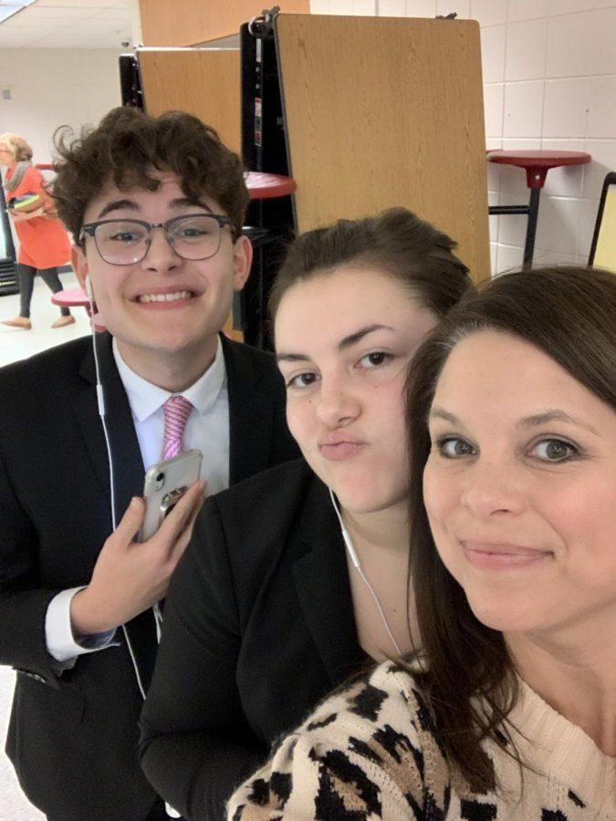 Haug family selfie!