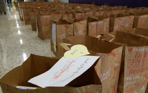 Brentwood's Food Drive