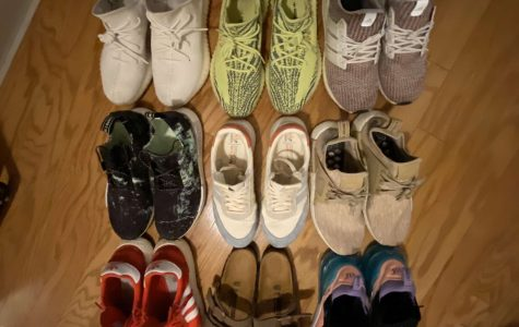 Elkin is shoe obsessed, and there are only a few honorable mentions of his!