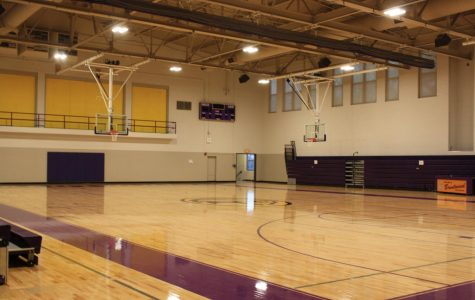 Get Loud in the New Gym!