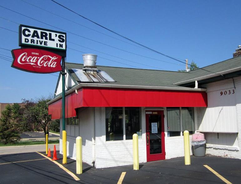 Your neighborhood spot, Carl's Drive-In