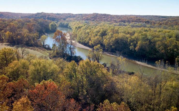 Castlewood State Park is a hit location among many St. Lousians!