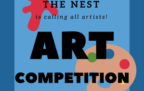 Submit your art for the second edition of The Nest's art competition!