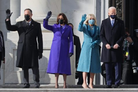 "The ""fits"" of the inauguration were both symbolic and classy."