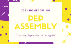 Get pepped for the HOCO assembly